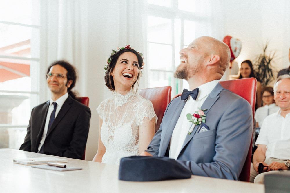 Hochzeitsfotograf Koeln - Standesamt Trauung